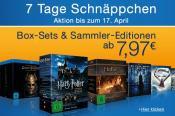 Amazon.de: 7 Tage Schnäppchen – Box-Sets & Sammler-Editionen & neue Aktionen (bis 17.04.16)