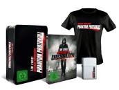 Media-Dealer.de: Live Shopping mit Mission: Impossible – Phantom Protokoll – Steelbook Collector's Edition inkl. Zippo + T-Shirt Größe L [Blu-ray] für 24,99€ + VSK