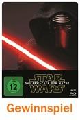 [Gewinnspiel] Bluray-Dealz.de: Star Wars – Das Erwachen der Macht – Steelbook (bis 30.04.16)