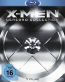 Alphamovies.de: X Men – Cerebro Collection (7 Filme) [Blu-ray] für 35,94€ inkl. VSK