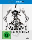 Amazon.de: Ex_Machina – Limited Edition Steelbook (Blu-ray) für 9,97€ + VSK