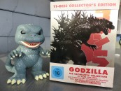 [Review] Godzilla – 11 Disc Collector's Edition