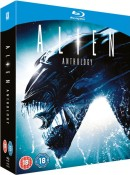 Zavvi.de: Alien Anthology [Blu-ray] für 11,79€ inkl. VSK
