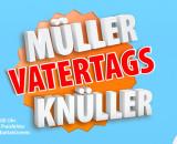 Amazon vs. Mueller.de: Vatertagsknüller am 5.5.16 u.a. UEFA EURO 2016 (PS4) 19,99€ & Star Wars – Das Erwachen der Macht (Blu-ray) 14,99€