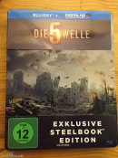 [Fotos] Die 5. Welle Steelbook