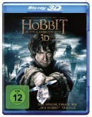 Amazon.de: Der Hobbit: Die Schlacht der fünf Heere [3D Blu-ray] für 9,99€ + VSK uvm.
