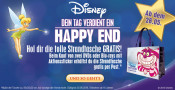 Disney Movies & More: Gratis Strandtasche für das Einlösen von 2 Codes