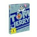 Amazon.de: Tom &  Jerry – 70 Jahre Jubiläumsfeier Deluxe [2 DVDs] für 5,97€ + VSK