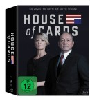 Amazon.de: House of Cards – Staffel 1 bis 3 (exklusiv bei Amazon.de) [Blu-ray] [Limited Edition] für 29,97€ inkl. VSK