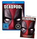 Ebay.de: Deadpool [Blu-ray] plus DIN A1 Poster für 15,99€ inkl. VSK