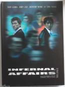 [Fotos] Infernal Affairs – Trilogie – Mediabook (Blu-ray)
