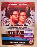 [Fotos] The Interview (UK Steelbook)