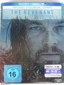 [Review] The Revenant – Der Rückkehrer Steelbook