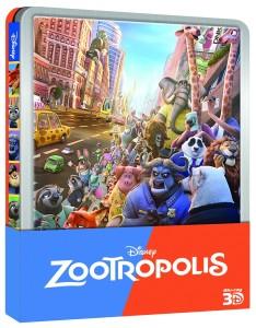 Zootropolis Steelbook