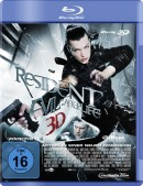 Amazon.de: Resident Evil – Afterlife [3D Blu-ray] für 8,56€ + VSK