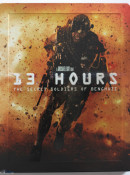 [Review] 13 Hours: The Secret Soldiers of Benghazi – Steelbook (MM-exklusiv)