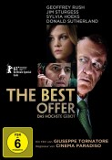 Amazon.de: The Best Offer – Das höchste Gebot (DVD) für 5,00€ + VSK