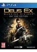 Base.com: DEUS EX – Mankind Divided – Day One Edition [PS4] für 18,92€ inkl. VSK