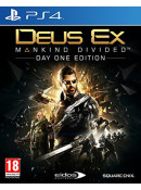 Base.com: DEUS EX – Mankind Divided – Day One Edition [PS4/XOne] ab 36,35€