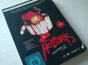 Amazon.de: Holidays – Surviving them is hell (Uncut) – Limited Mediabook [Blu-ray] für 9,75€ + VSK