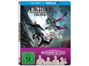 [Vorbestellung] Amazon.de: Kingsglaive – Final Fantasy XV (2 Discs – Steelbook) [Blu-ray] für 26,99€