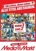 [Lokal] Media Markt Mülheim: 3 für 2 – Aktion auf Musik, Filme und Games (bis 7. Juli)