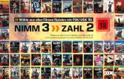 Amazon kontert Saturn.de: Nimm 3 Zahl 2 aus allen Filmen/Spielen FSK/USK18 (27.07. – 07.08.16)