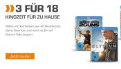 Saturn.de: 3 für 18€ Blu-ray Aktion (Sony)