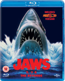 Zoom.co.uk: Der weiße Hai 2, 3 und 4 (Jaws 2 / 3 / The Revenge) Boxset für 8,61€ inkl. VSK