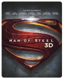 Amazon.co.uk: Man of Steel – Limited Edition Steelbook [Blu-ray 3D + Blu-ray] für 7€ + VSK