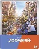 CeDe.de: Zoomania 3D Steelbook [Blu-ray] für 14,99€ inkl. VSK