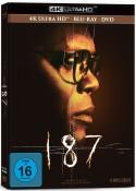Amazon.de: 187 – Eine tödliche Zahl (Limited Collector's Edition im Mediabook inkl. UHD-Blu-ray) für 11,99€ + VSK