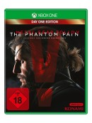 Amazon.de: Metal Gear Solid V: The Phantom Pain – Day One Edition [Xbox One] für 10€ + 5€ Strafversand