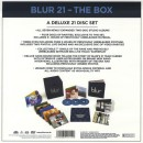 Amazon.de: Blur 21 Box-Set, CD+DVD, Limited Edition für 75,99€ inkl. VSK