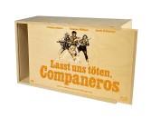 [Vorbestellung] Amazon.de: Companeros – Sonderedition in Holzbox – limitierte Auflage von 500 Stück!! (4er-Disc Edition: Blu-Ray + 2 DVDs + Audio-CD + T-Shirt beidseitig bedruckt) für 39,99€