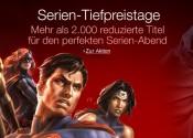Amazon.de: Serien-Tiefpreistage (bis 04.09.16)