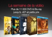 Amazon.fr: La Semaine de la Vidéo mit vielen Angeboten (29.08. – 05.09.16)