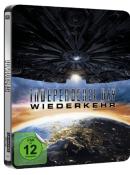 MediaMarkt.de: Gönn dir Dienstag u.a. Independence Day: Wiederkehr (Exklusives Steelbook) [4K Ultra HD Blu-ray + Blu-ray] für 17€