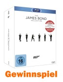 [Gewinnspiel] Bluray-Dealz.de: End of Summer – The James Bond Collection (bis 11.09.16)