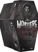 Amazon.co.uk: Classic Monster Collection – Coffin Edition [Blu-ray] für 29,09€ inkl. VSK