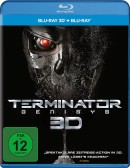Zoom.co.uk: Terminator Genisys (3D Blu-ray + Blu-ray + UV Copy) für 6,37€ inkl. VSK
