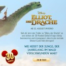 "Disney Movies & More: 30 Punkte durch Trailerquiz ""Elliot der Drache"""