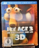 Amazon.de Warehouse: Ice Age 3 – Die Dinosaurier sind los [Limited Lenticular Steelbook] [3D Blu-ray] für 6,01€ + VSK