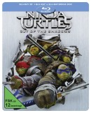 CeDe.de: Teenage Mutant Ninja Turtles – Out of the Shadows – Steelbook [3D Blu-ray] [Limited Edition] für 19,49€ inkl. VSK