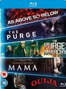 Amazon.co.uk: Bank Holiday Deals u.a. Katakomben/Purge/Purge 2/Mama/Ouija für 14,90€ inkl. VSK