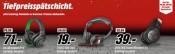 MediaMarkt.de: Tiefpreisschicht mit einigen Gaming Headsets z.B. CREATIVE Sound BlasterX H3 Gaming Headset Schwarz, Rot für 39€ inkl. VSK