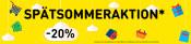 Weltbild.de: Spätesommeraktion – 20% Rabatt auf alles!