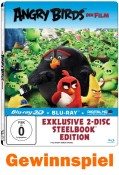 [Gewinnspiel] Bluray-Dealz.de: Angry Birds – Der Film (Exklusives Steelbook 3D-Steelbook mit Lentikularkarte) (bis 25.09.16)