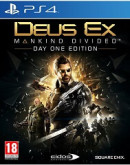 TheGameCollection.net: Deus Ex: Mankind Divided – Day One Edition [PS4/Xbox One] für 37,70€ inkl. VSK