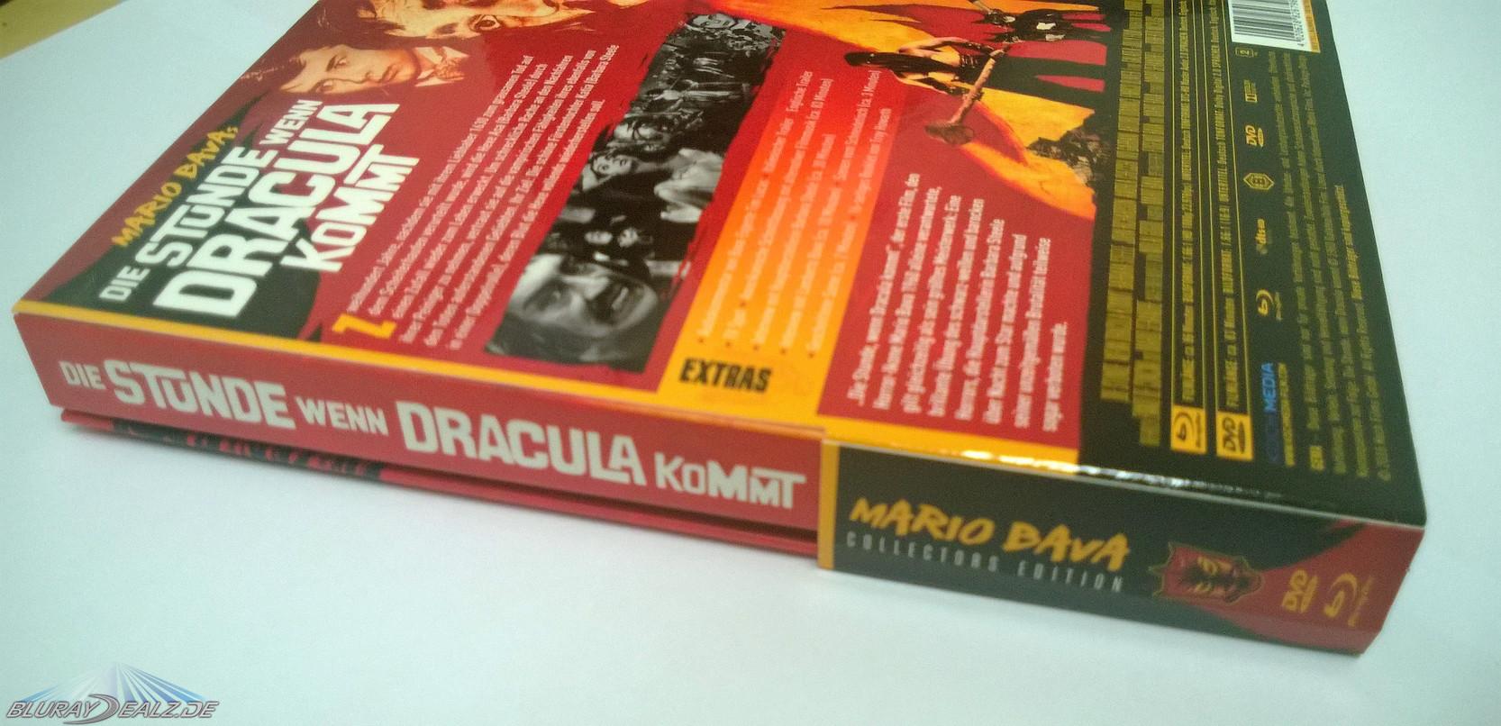 Fotos] Die Stunde, wenn Dracula kommt – Mario Bava-Collection #1 ...
